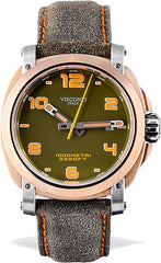 Visconti Watch Isla Majorca Bronze Green
