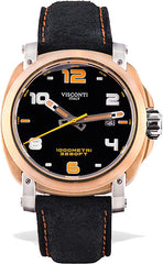 Visconti Watch Isla Majorca Bronze Black