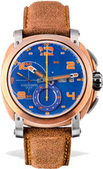 Visconti Watch Isla Majorca Chrono Bronze