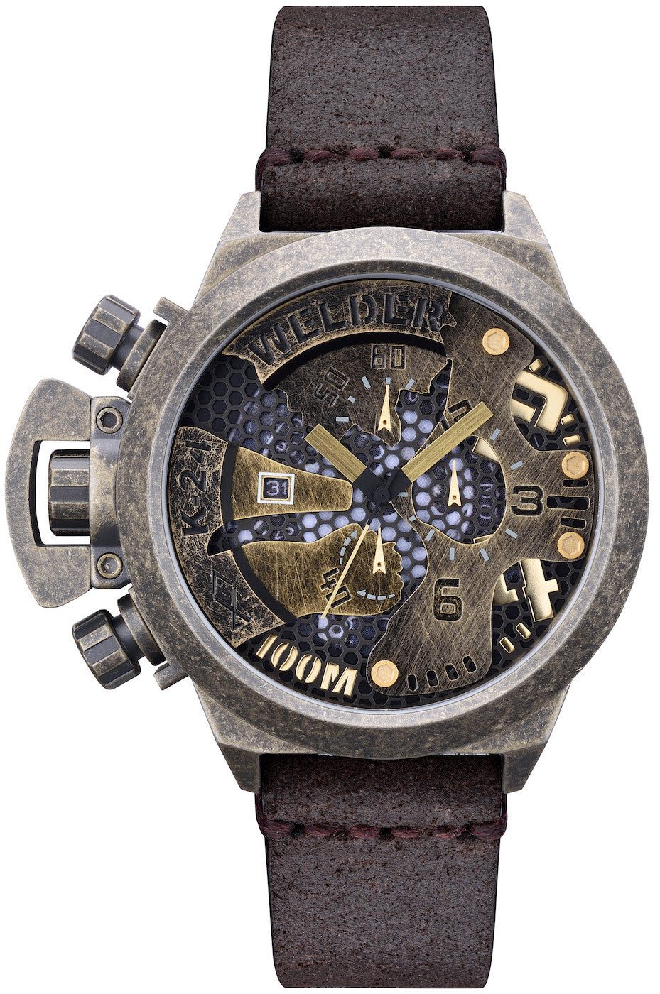 welder watch the bold k24 mens