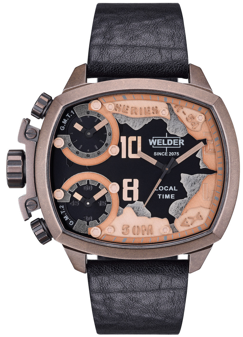welder watch the bold k54 mens