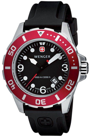 Wenger Watch Aquagraph 1000M D