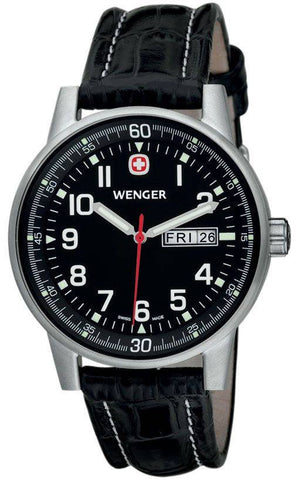 Wenger Watch Commando 3 Hands D