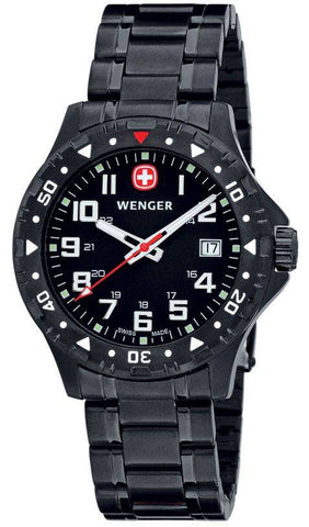 Wenger Watch Off Road Black D