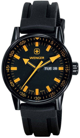 Wenger Watch Commando Black D