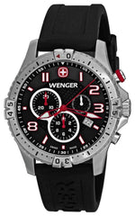 Wenger Watch Squadron Chronograph D