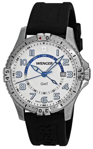Wenger Watch Squadron GMT D