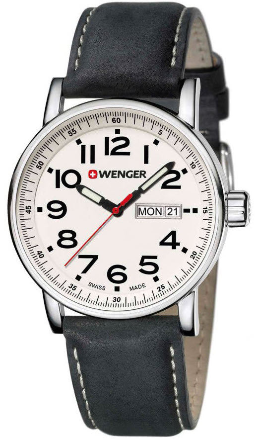 Wenger Watch Attitude Day Date