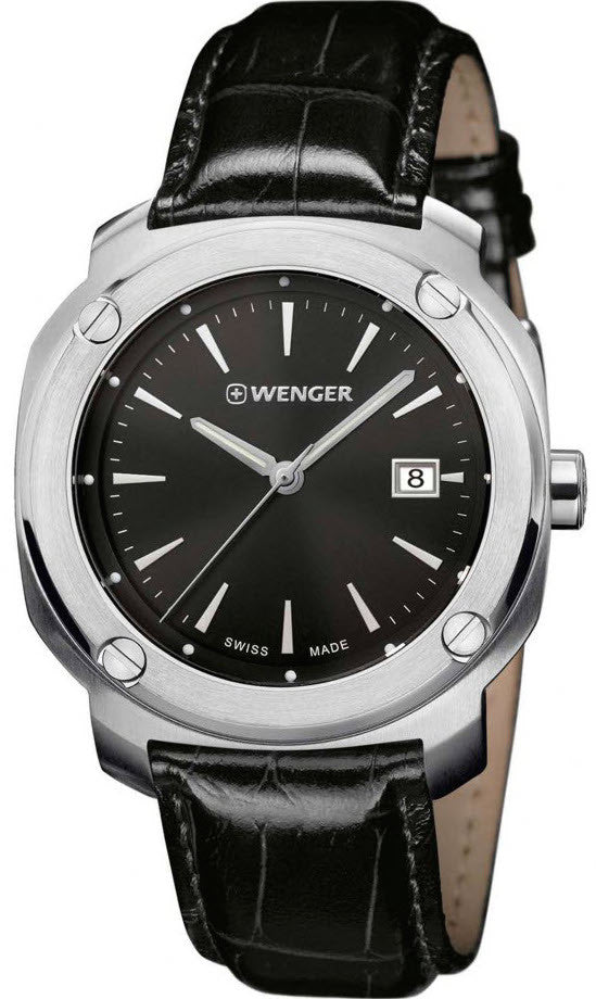 Wenger Watch Edge Index D