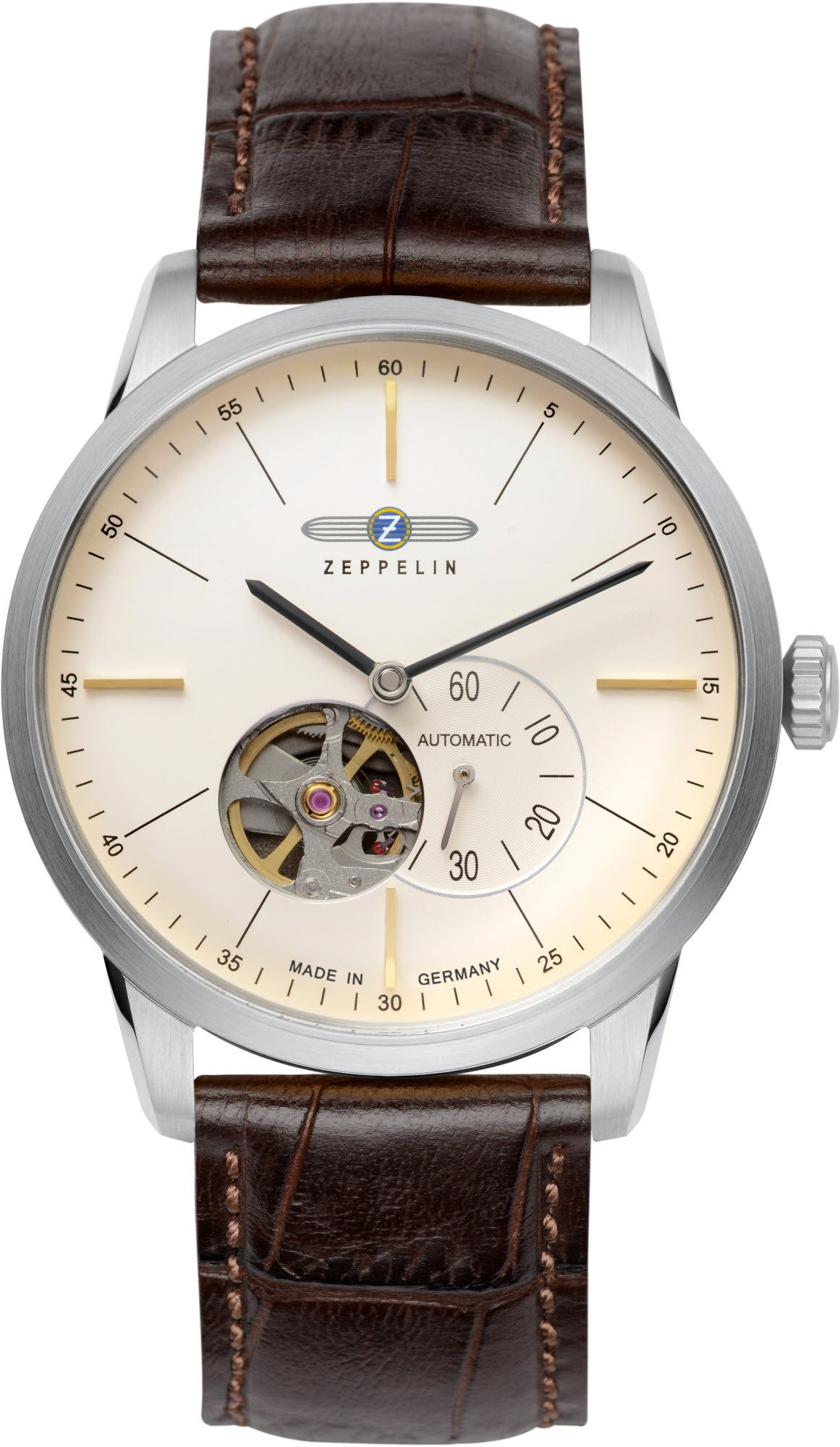 Zeppelin Watch Flatline