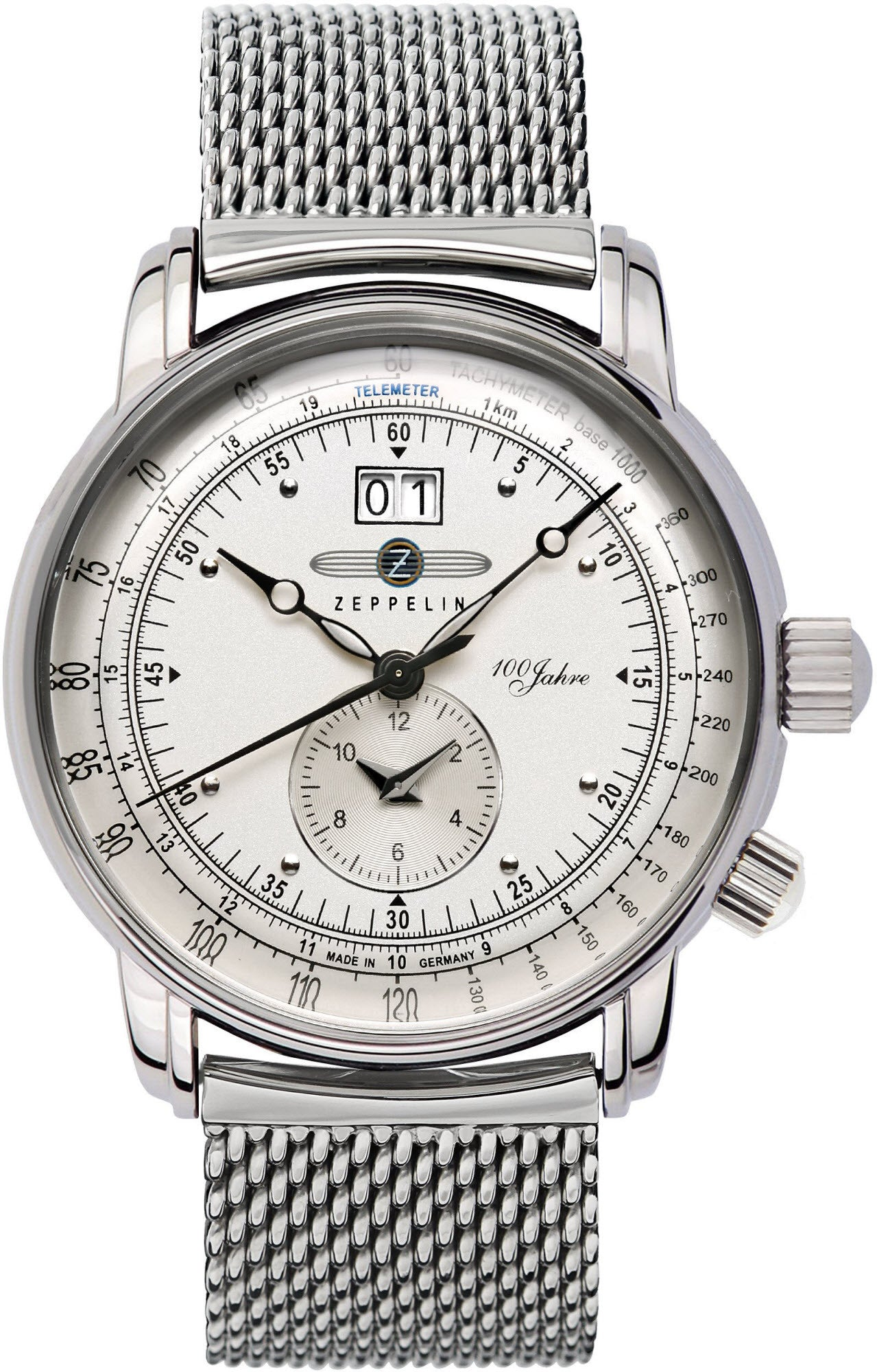 Zeppelin Watch 100 Years Zeppelin