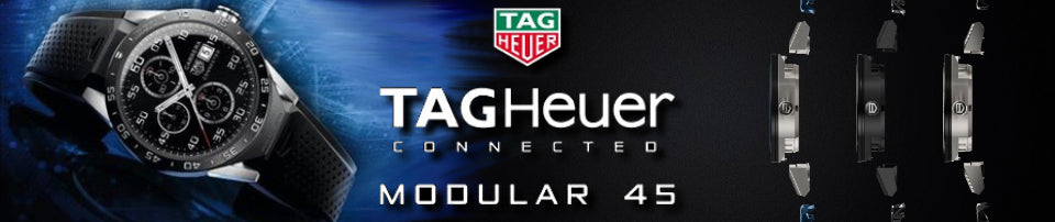 TAG Heuer Connected banner