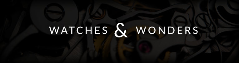Watches and Wonders banner