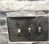 Stacked Stone Outlet Covers
