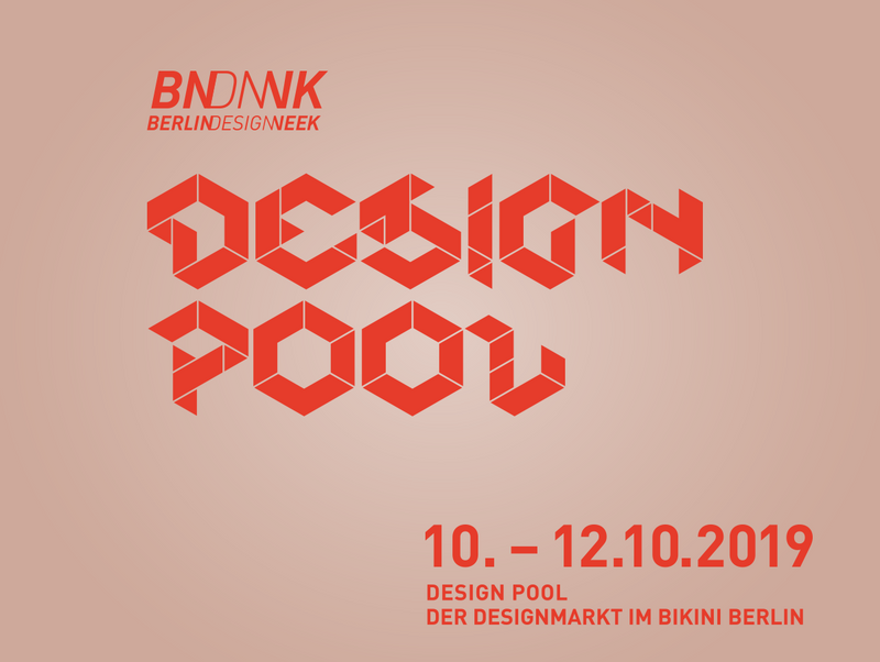 Kibelis at Design Pool, Bikini Berlin, for the Berlin Design Week 2019