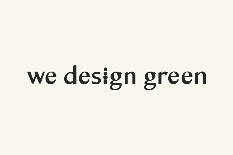 We design green ecommerce based on sustainable ecofriendly design