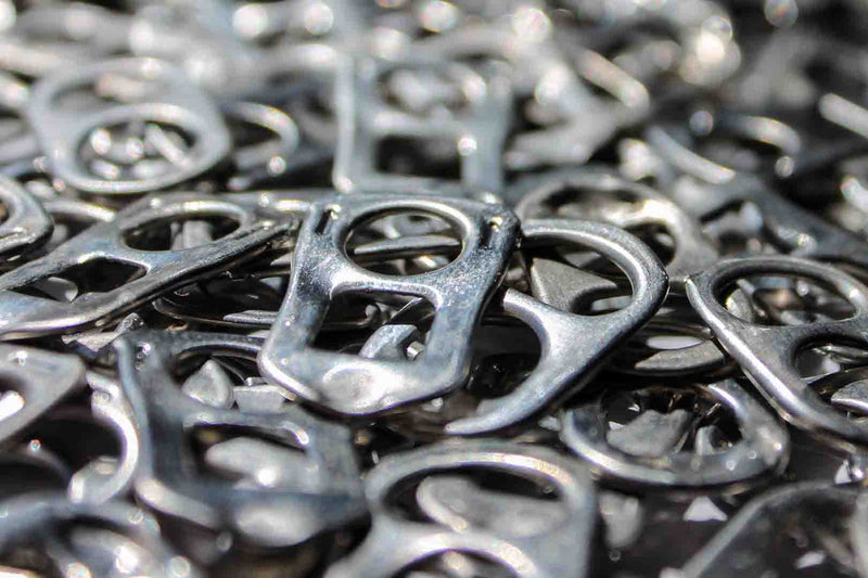 Aluminium is an ecofriendly material because it can recycled infinite times