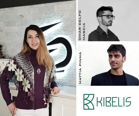 Cemre Sahin Architects in partnership with Kibelis Made in Italy Design