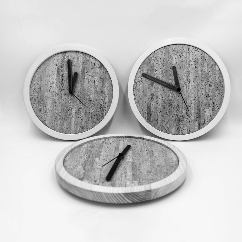 Eora Wall Clock - Sustainable Made in Italy design ecofriendly