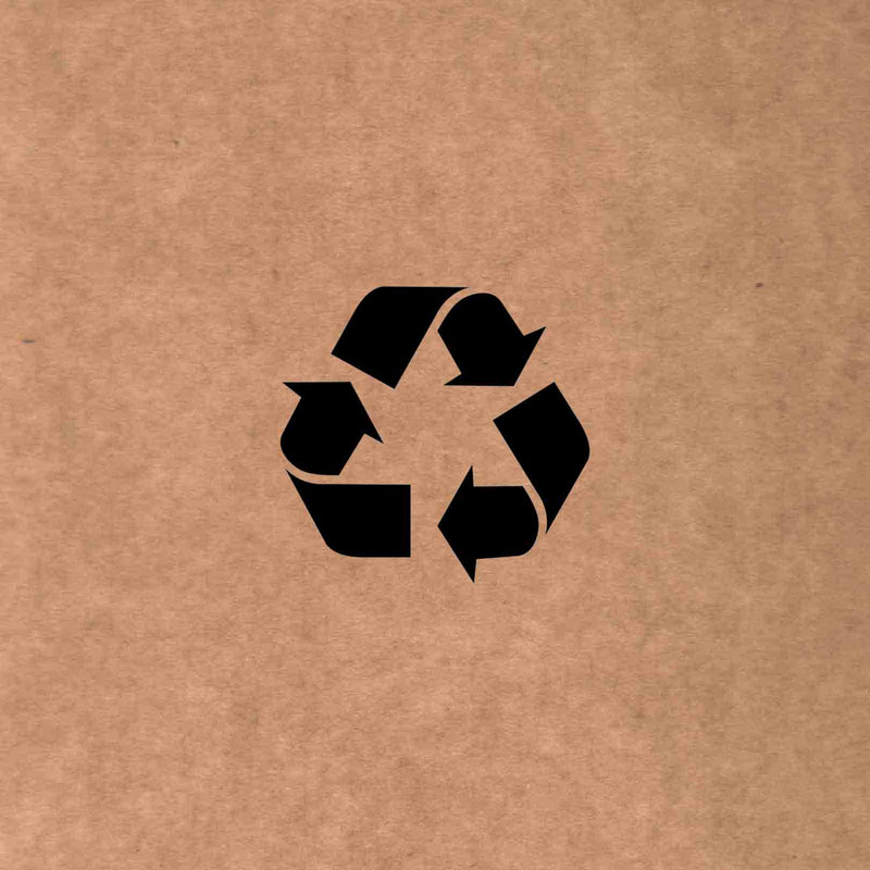Cardboard sustainable ecofriendly material for packaging
