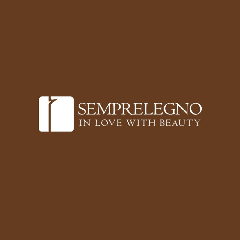 Sempre Legno is a high quality Made in Italy artisanal manifacturer located in Brianza, Milan