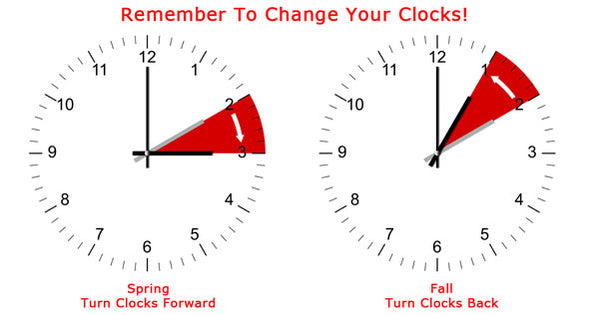 daylight saving energy sustainable time change