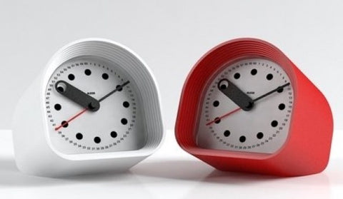 Optic Made in Italy design clock