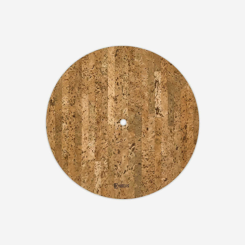 Kibelis Eora | Sustainable Design Wall Clock | Made in Italy ecofriendly Cork Dial
