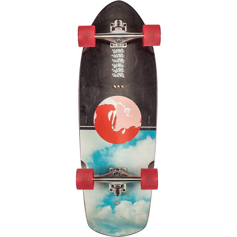 "Globe 30"" Stubby Cruiser Longboard - On-Shore/Closeout - LocoSonix"