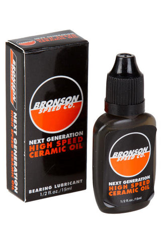 Bronson NEXT GEN High Speed Ceramic Bearing Oil - 15mL