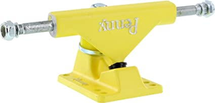 "Penny 4"" Yellow PennyBoard Trucks"