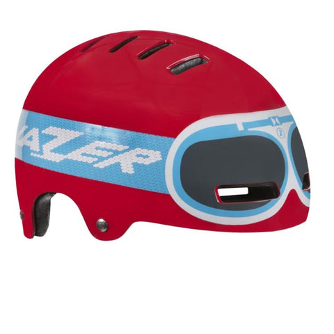 Lazer Street Junior Goggle Red - small
