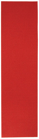 "Enuff 9"" Colored Griptape Sheet - Red"