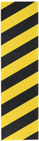 "Enuff 9"" Hazard Griptape Sheet - Yellow"