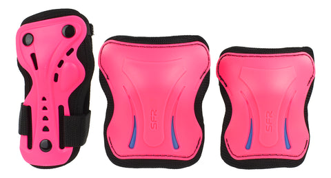 SFR Essentials Triple Pad Set - Hot Pink - LocoSonix