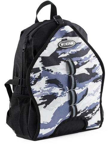 Voltage Skateboard Backpack - Camo - LocoSonix