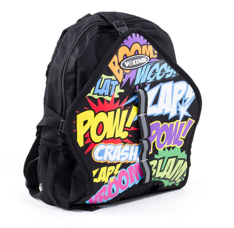 Voltage Skateboard Backpack - Cartoon