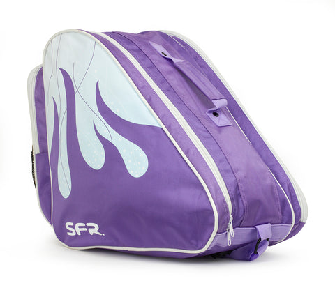 SFR Pro Ice / Skate Bag - Purple - LocoSonix