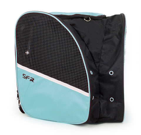 SFR Skate Backpack - Black / Mint - LocoSonix