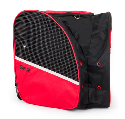 SFR Skate Backpack - Black / Red - LocoSonix