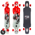 Sector9 Downtown Dropper Longboard Complete 41