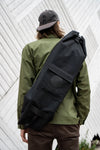 Temps Mort Weatherproof Skateboard Bag - Black