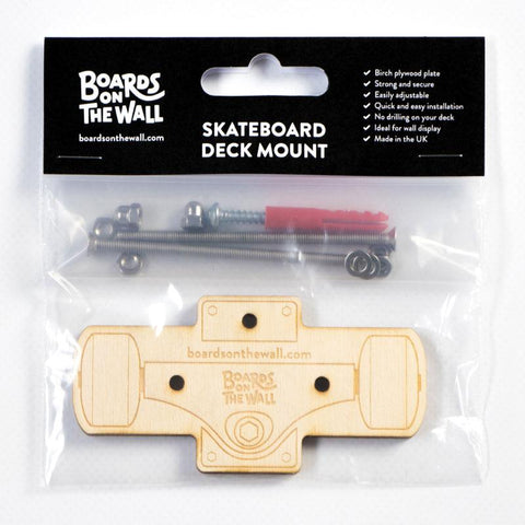 Skateboard Deck Wall Mount [coming soon] - LocoSonix