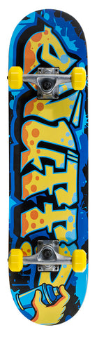 "Enuff 7.75"" Graffiti II Skateboard Complete - Yellow"