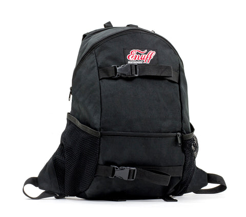 Enuff Skateboard Backpack - Black - LocoSonix