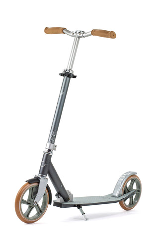 Frenzy 205mm Kaimana Recreational Scooter - Grey - LocoSonix