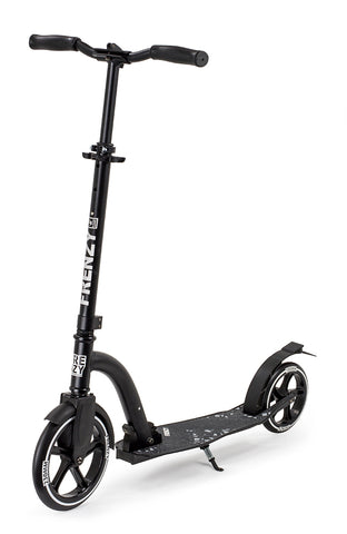 Frenzy 230mm V2 Recreational Scooter - Black - LocoSonix