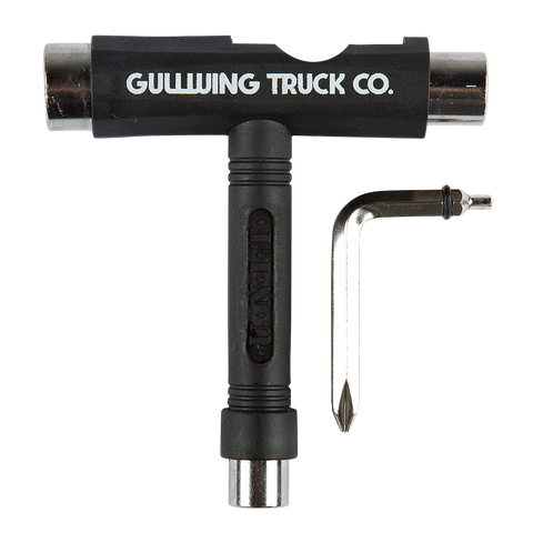 Gullwing Skate T-Tool - Black