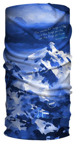 H.A.D. - HAD Originals Artist Scarf - Summit by Reinhold Messner