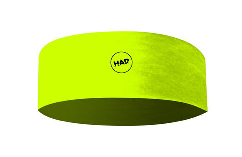 HA658-0693 H.A.D. - Bonded Headband - Fluo Yellow